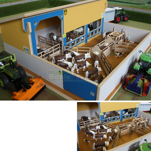 Wooden Cattle Handling Unit (Brushwood BT8700)
