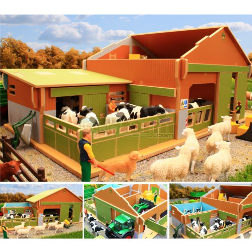 My Big Farm Play Set (Brushwood BT8870)