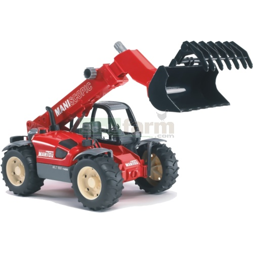 Manitou Telescopic Loader (Bruder 02125)