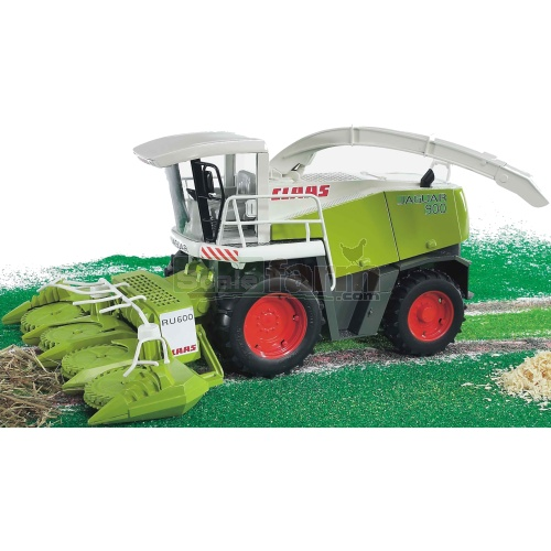 CLAAS Jaguar 900 Forage Harvester (Bruder 02131)
