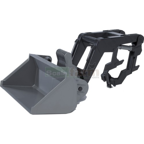 Frontloader Scoop - Top Pro 02100 Series (Bruder 02319)