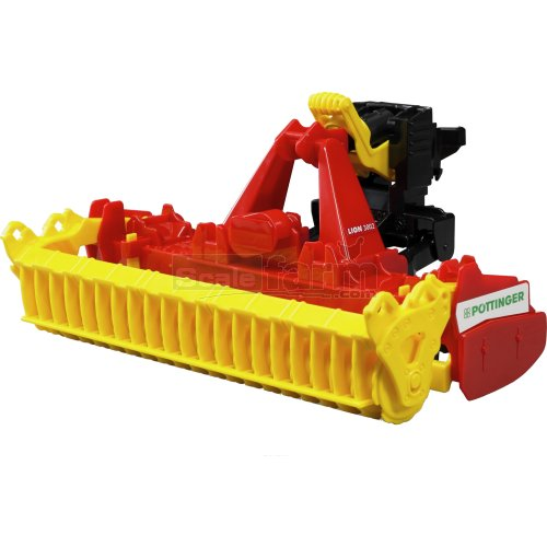 Pottinger Lion 3002 Rotary Harrow (Bruder 02346)