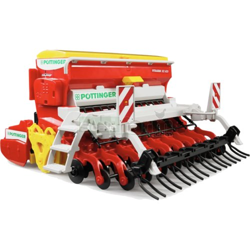 Pottinger Vitasem 302 ADD Seed Drill (Bruder 02347)
