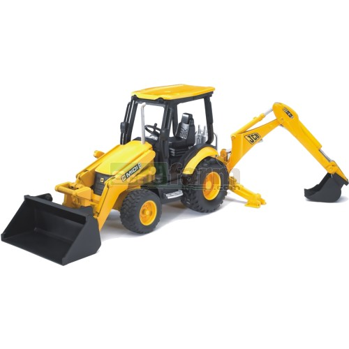JCB Midi CX Backhoe Loader (Bruder 02427)