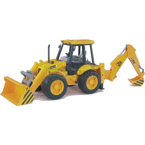 JCB 4CX Backhoe Loader (Bruder 02428)