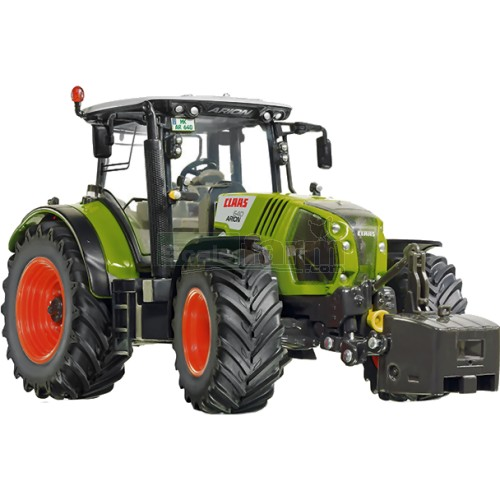 CLAAS Arion 640 Tractor (Wiking 7324)