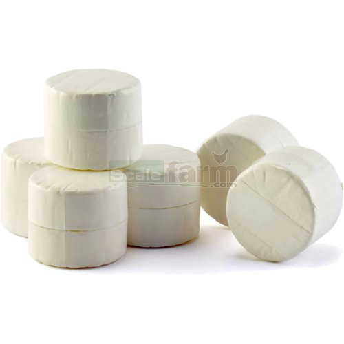 Round Bales in Silage Wrap (Pack of 6) (Wiking 7392)