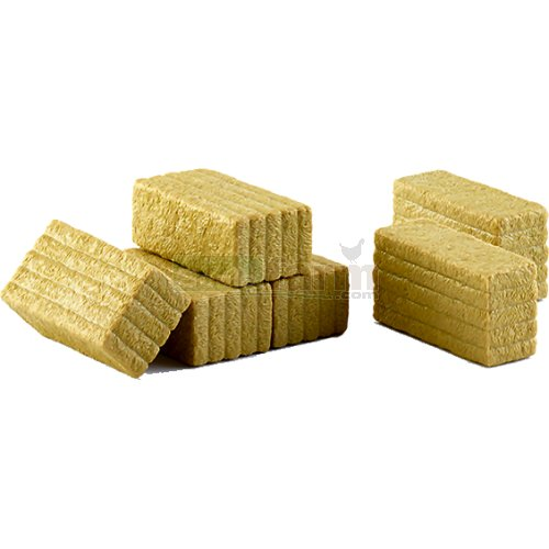Square Bales (Pack of 6) (Wiking 7394)