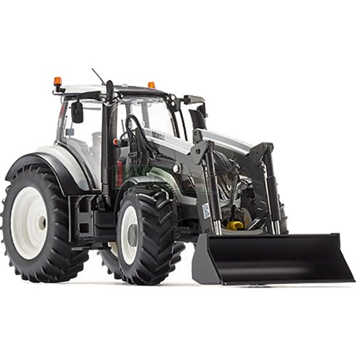 Valtra T174 Tractor with Front Loader (Wiking 7815)