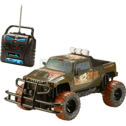 Radio Controlled Monster Truck - Mud Scout (Revell 24621)