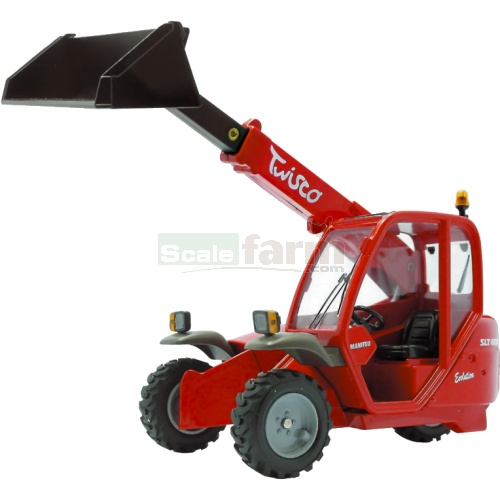 Manitou Twisco SLT415 with Bucket (Joal 222)