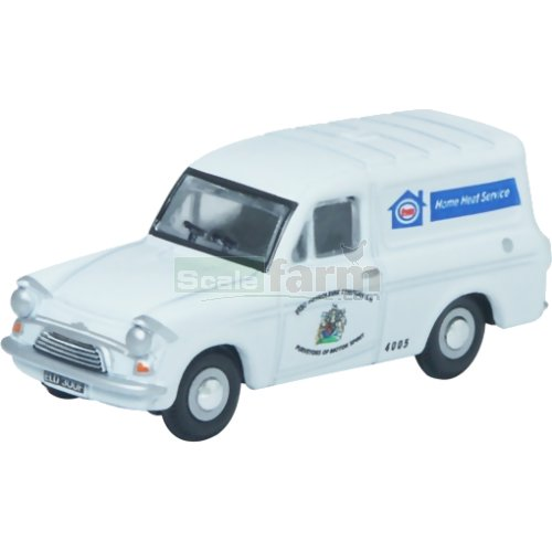 Ford Anglia Van - ESSO Service (Oxford 76ANG024)