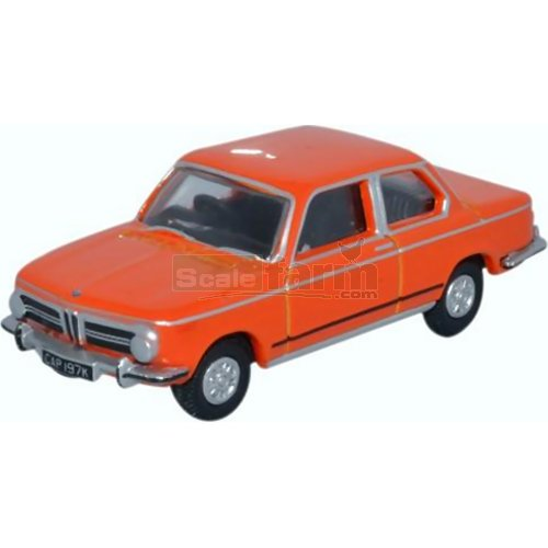 BMW 2002 - Colorado Orange (Oxford 76BM02001)