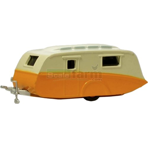 Caravan - Orange / Cream (Oxford 76CV001)