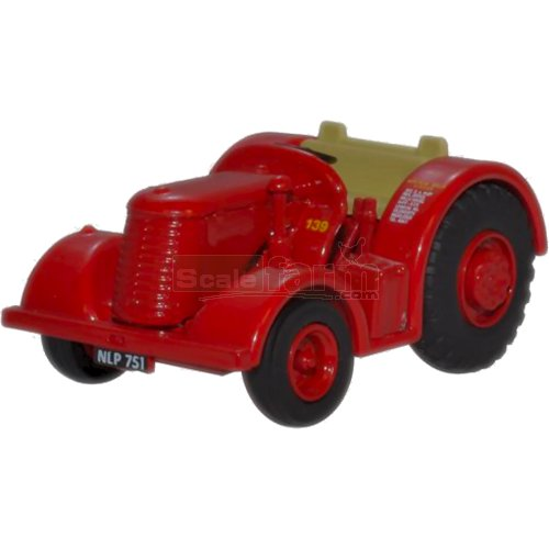 David Brown Tractor - Bertram Mills (Oxford 76DBT003)