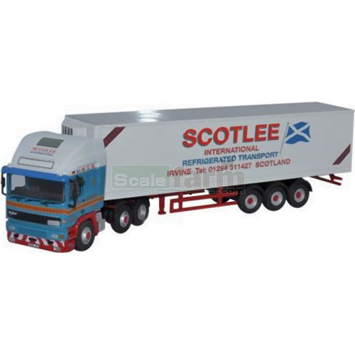 ERF EC Olympic 40ft Fridge - Scotlee Transport (Oxford 76EC001)