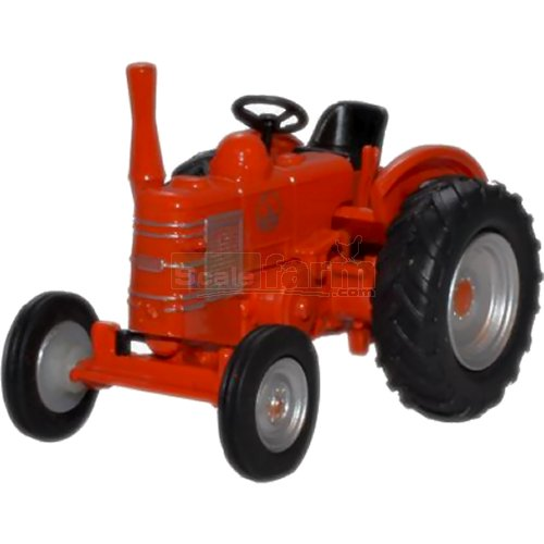 Field Marshall Tractor - Orange (Oxford 76FMT002)