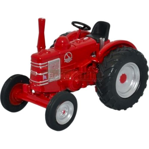 Field Marshall Tractor - Red (Oxford 76FMT003)