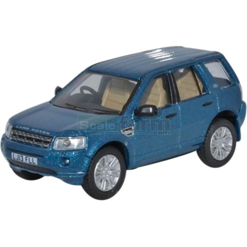 Land Rover Freelander - Mauritius Blue (Oxford 76FRE003)
