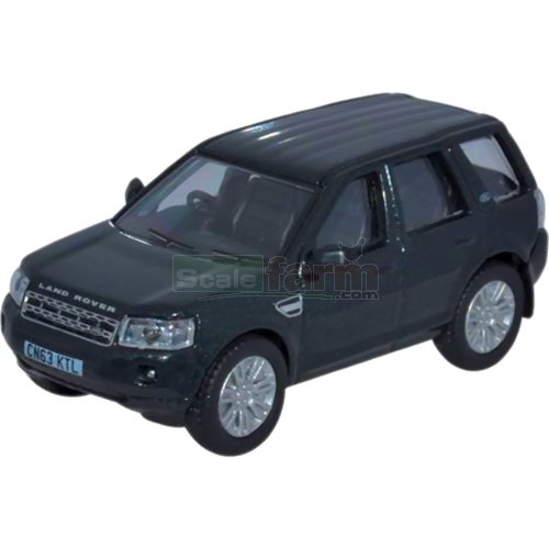Land Rover Freelander - Santorini Black (Oxford 76FRE004)