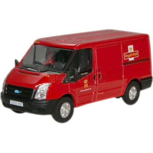 Ford Transit (New) Low Roof - Royal Mail (Oxford 76FT002)