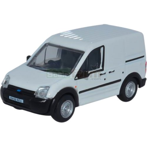 Ford Transit Connect - White (Oxford 76FTC005)