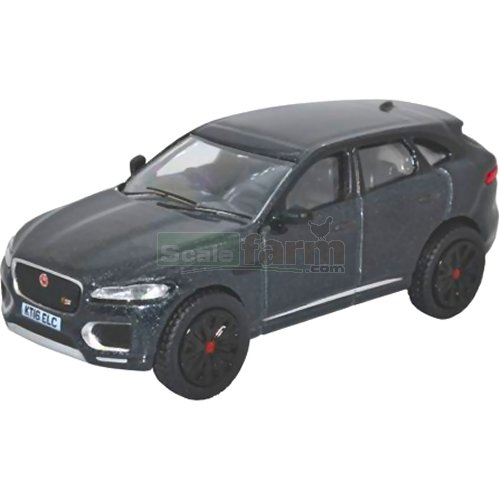 Jaguar F-PACE - Ultimate Black (Oxford 76JFP001)