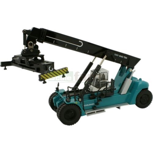 Konecranes Reach Stacker - Blue (Oxford 76KRS001)
