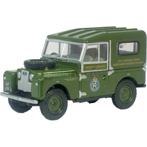 Land Rover - Civil Defence (Oxford 76LAN188001)