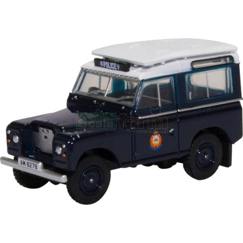 Land Rover Series II - Hong Kong Police (Oxford 76LR2AS004)