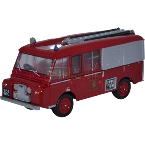 Land Rover FT6 Carmichael - Cheshire County Fire Brigade (Oxford 76LRC001)