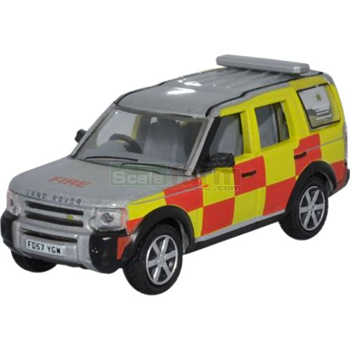 Land Rover - Nottinghamshire Fire and Rescue (Oxford 76LRD005)
