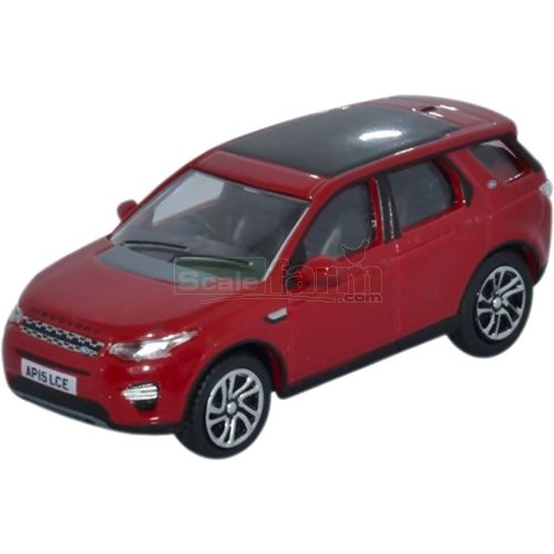 Land Rover Discovery Sport - Firenze Red (Oxford 76LRDS002)