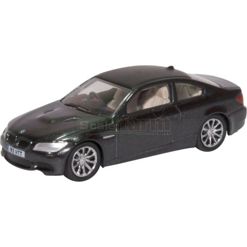 BMW M3 Coupe E92 - Jerez Black (Oxford 76M3002)