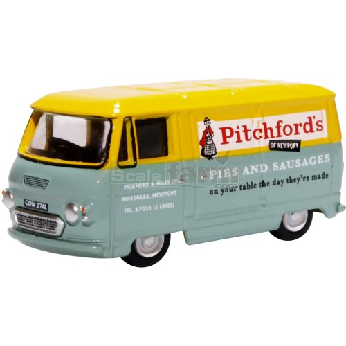 Commer PB Van - Pitchford and Miles (Oxford  76PB009)