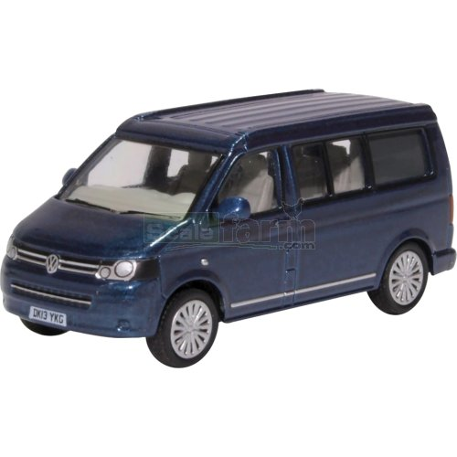 VW T5 California Camper - Night Blue (Oxford  76T5C001)