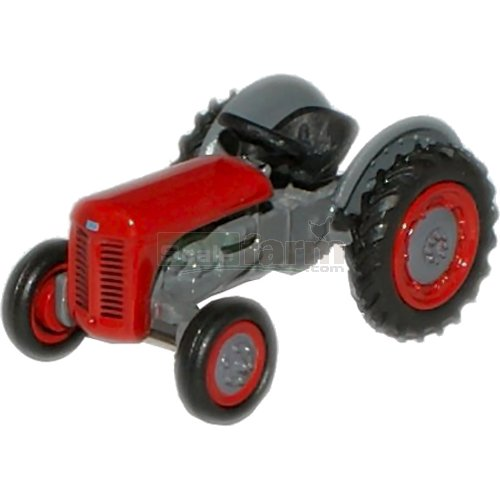 Ferguson TEA Tractor - Red (Oxford 76TEA002)