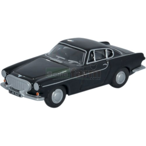 Volvo P1800 - Black (Oxford 76VP003)