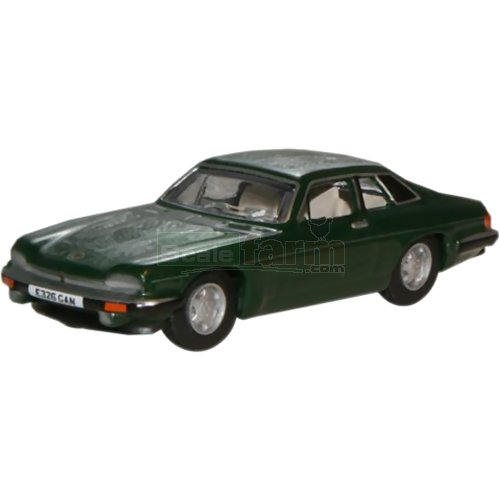 Jaguar XJS - Moreland Green (Oxford 76XJS003)