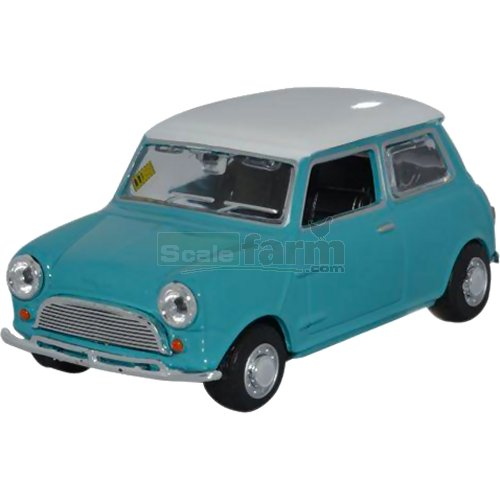 Classic Mini Car - You Have Been Nicked (Oxford MIN020)