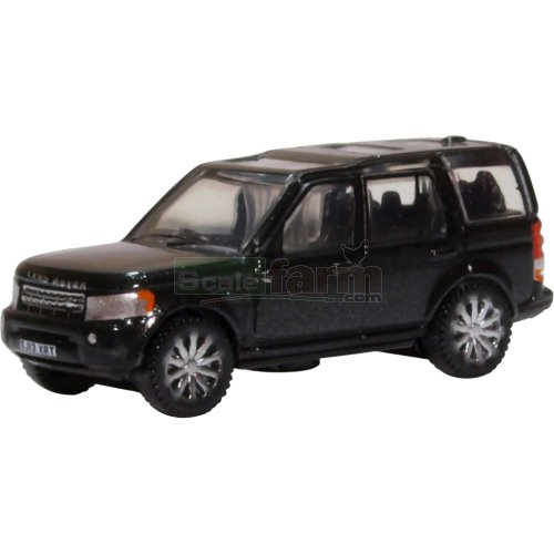 Land Rover Discovery 4 - Santorini Black (Oxford NDIS002)