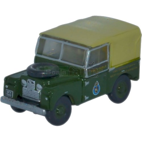 Land Rover Series I - Civil Defence (Oxford NLAN188008)