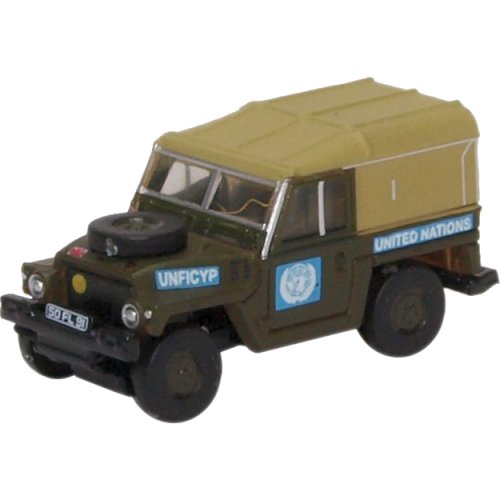Land Rover 1/2 Ton Lightweight - United Nations (Oxford NLRL001)