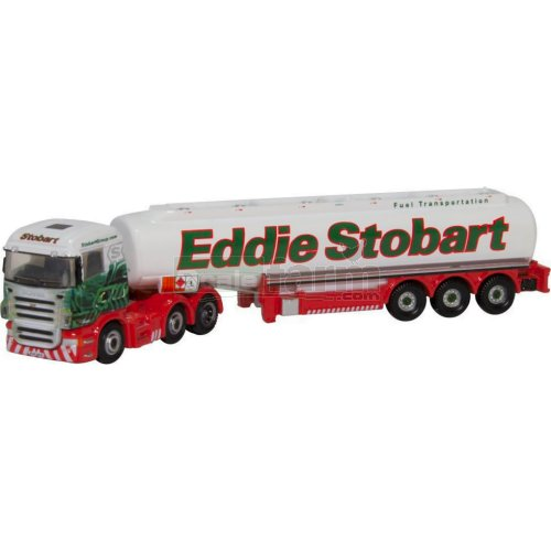 Scania Highline Tanker - Eddie Stobart (Oxford NSHL03TK)