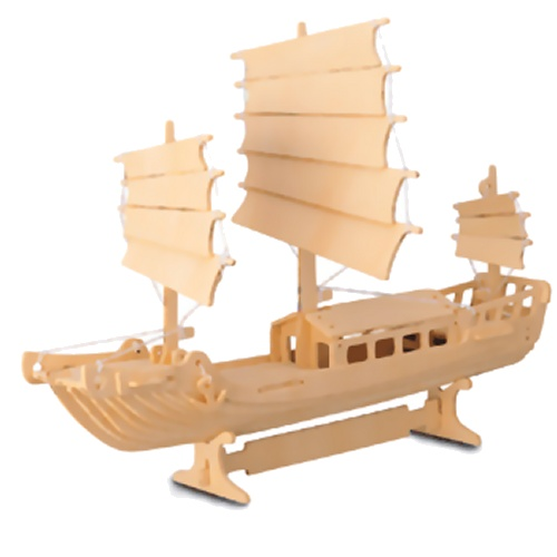 Junk Woodcraft Construction Kit (Quay P045)