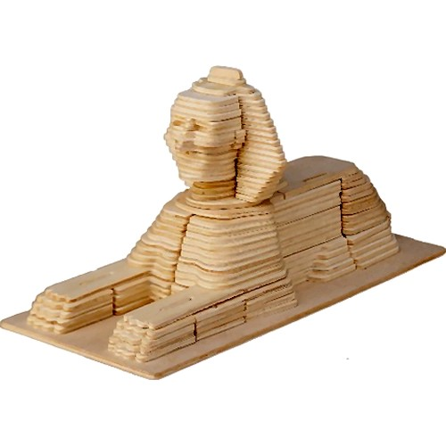 Sphinx Woodcraft Construction Kit (Quay P057)