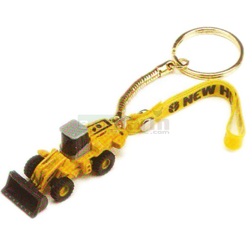 New Holland Wheeled Loader Keyring (ROS 00132)