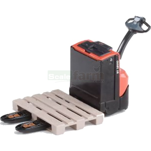 Toyota BT Levio Powered Pallet Truck (ROS 00140)