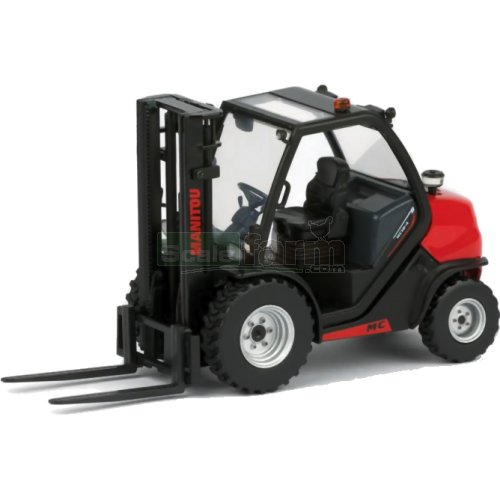 Manitou MC18 Compact Rough-Terrain Forklift (ROS 00156)