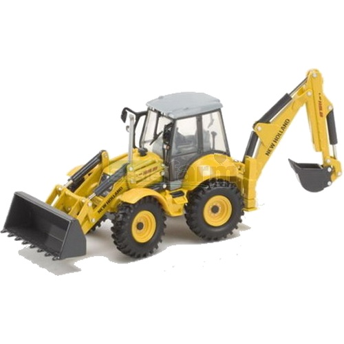 New Holland 115B Backhoe Loader (ROS 00190)